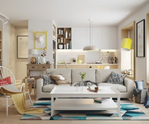 10 stunning apartments that show off the beauty of nordic interior design - Home Design Interior