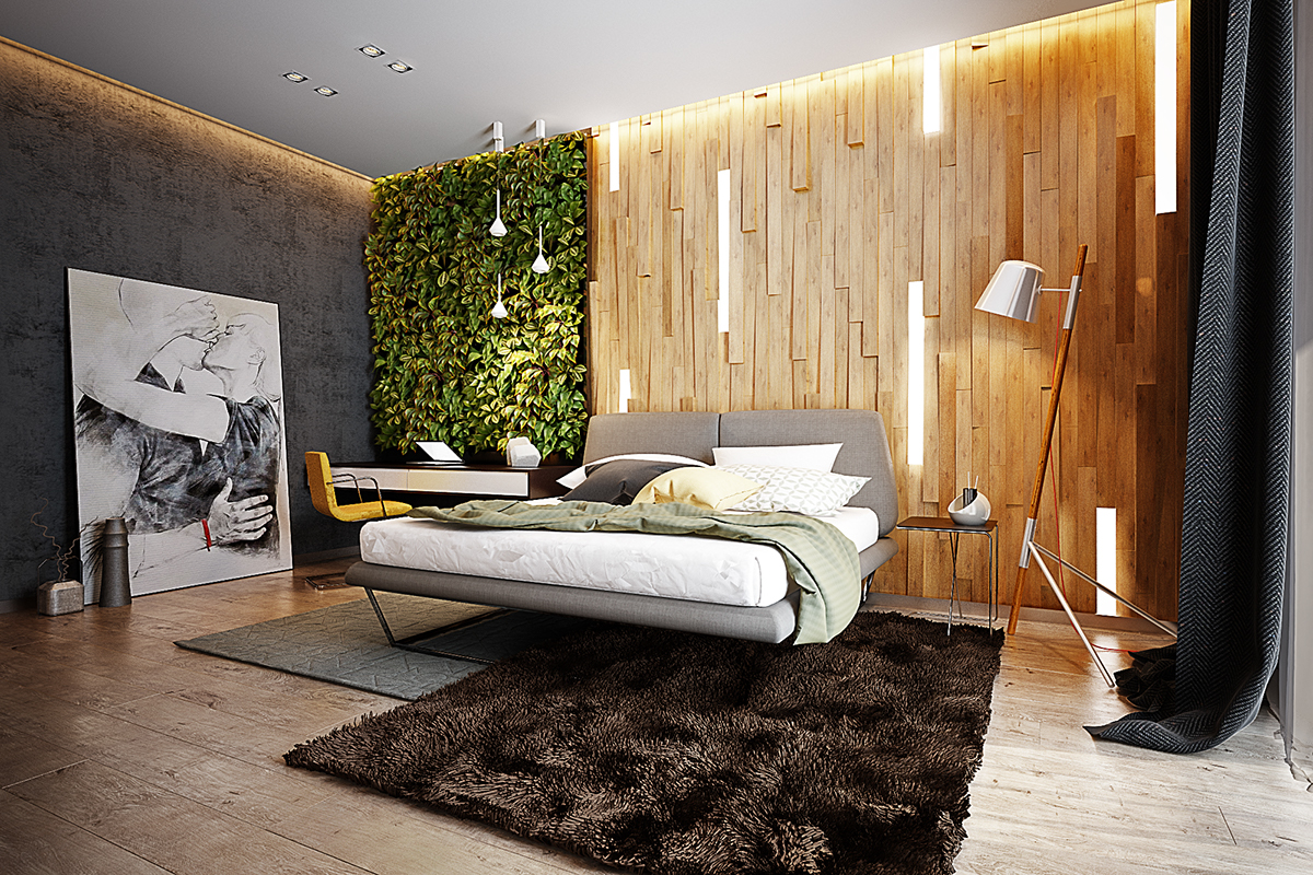 7 bedroom designs to inspire your next favorite style for Eco friendly bedroom ideas