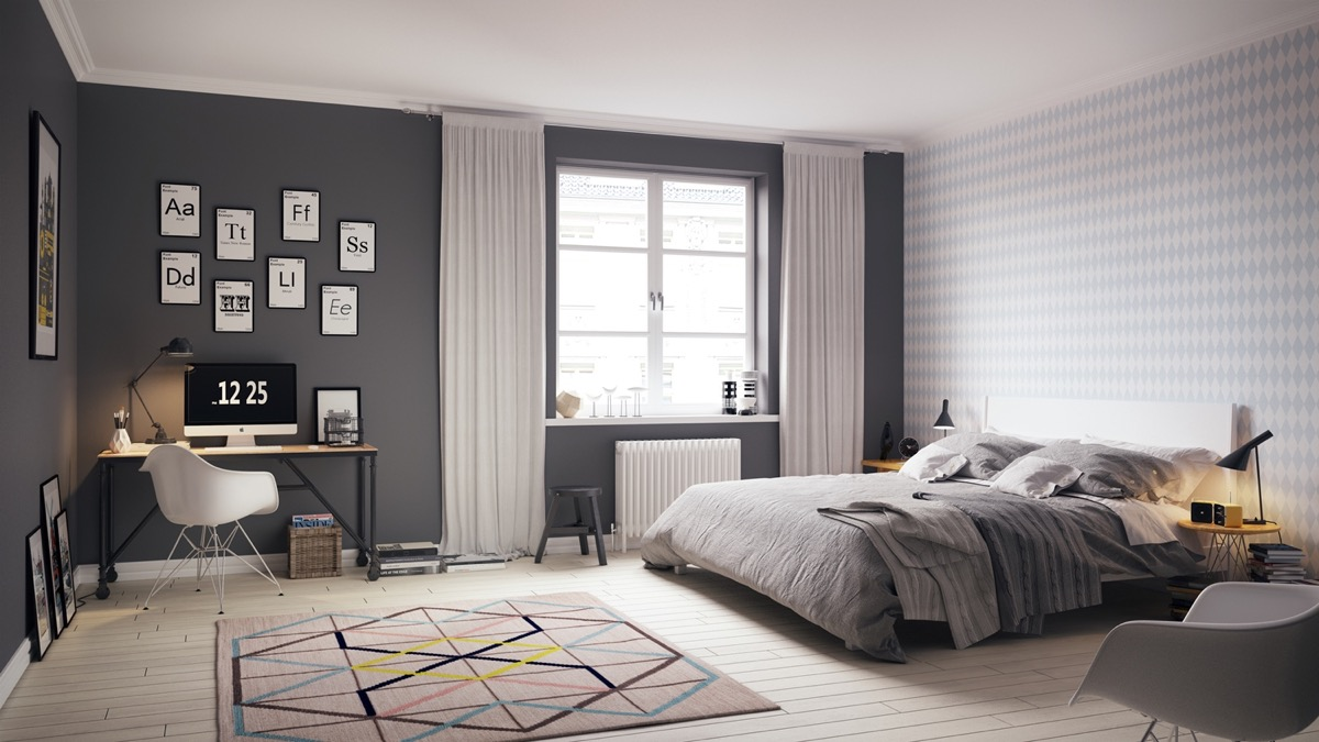 Swedish Bedroom Design scandinavian bedrooms: ideas and inspiration