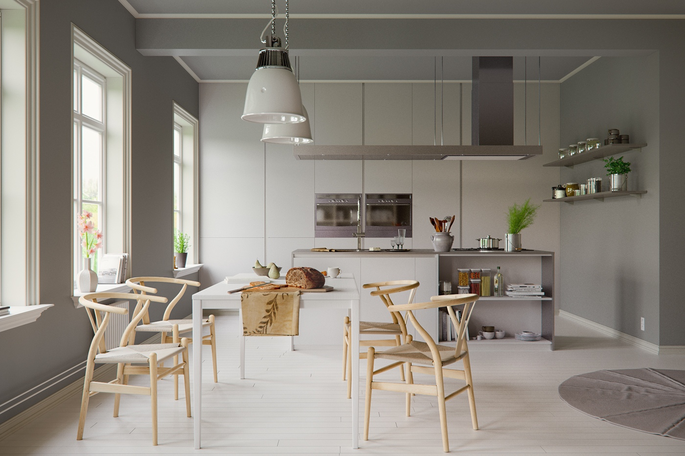 32 more stunning scandinavian dining rooms arubaitofo Image collections