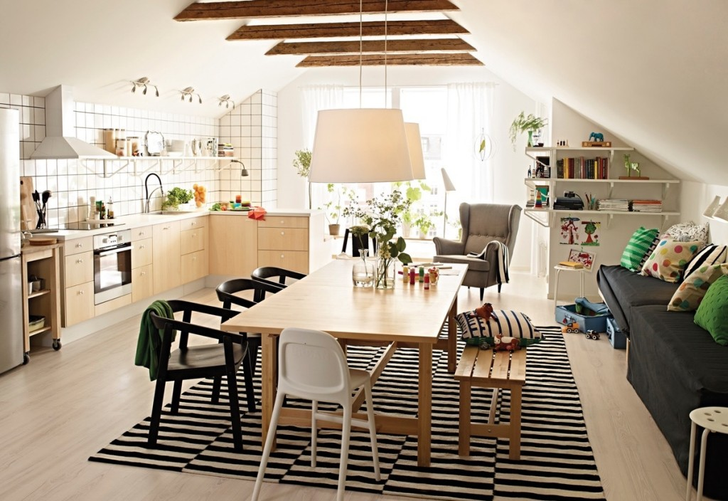 32 more stunning scandinavian dining rooms - Ikea Dining Room Ideas