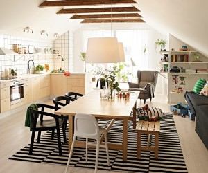 dining room designs scandinavian style - Dining Room Design Ideas