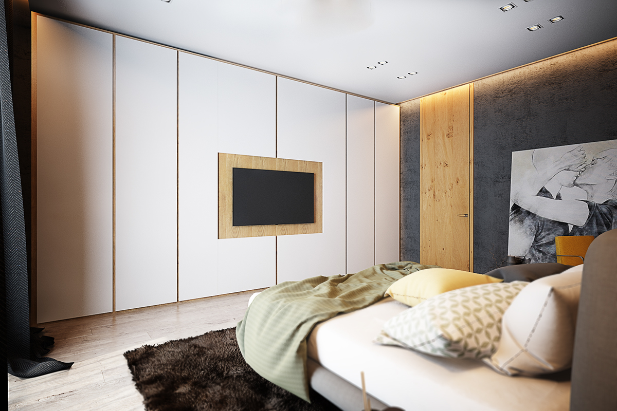 Modern Bedroom Inspiration - 7 bedroom designs to inspire your next favorite style