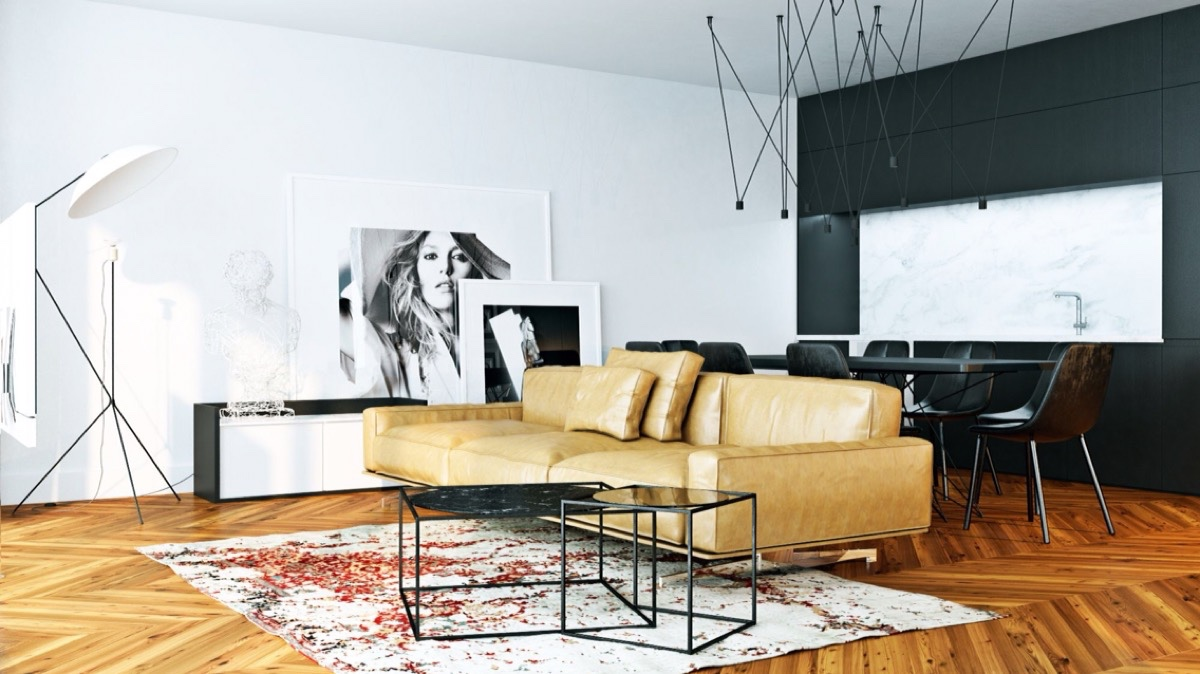 Modern Living Room Wall Art large wall art for living rooms: ideas & inspiration