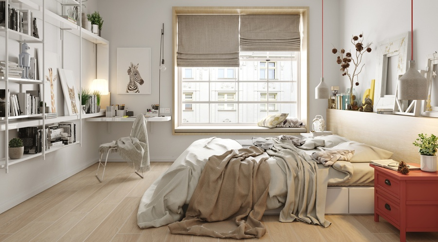 Nordic Bedroom Decoration Ideas - 10 stunning apartments that show off the beauty of nordic interior design