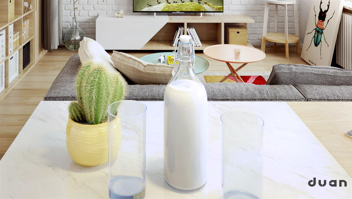 Nordic Decor Accents - 10 stunning apartments that show off the beauty of nordic interior design