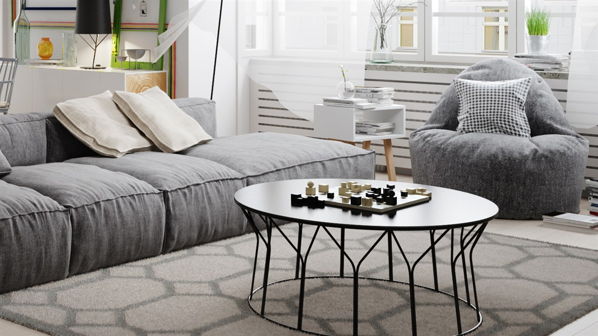 Nordic Design Inspiration - 10 stunning apartments that show off the beauty of nordic interior design