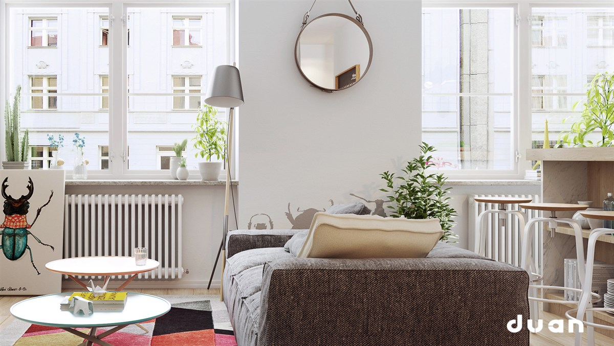 Nordic Texture Ideas - 10 stunning apartments that show off the beauty of nordic interior design