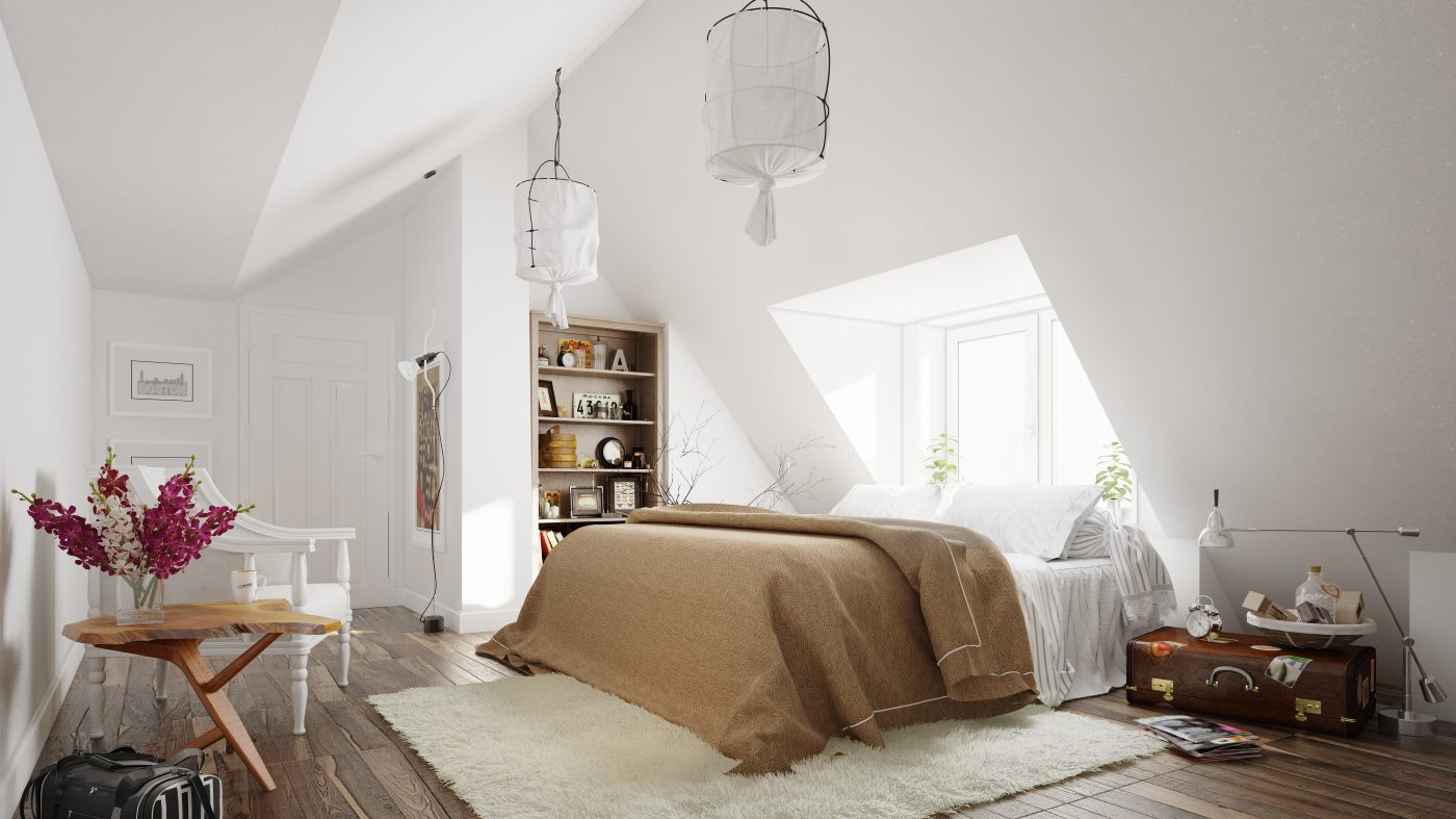Scandinavian bedrooms ideas and inspiration - Bedrooms color design photo ...