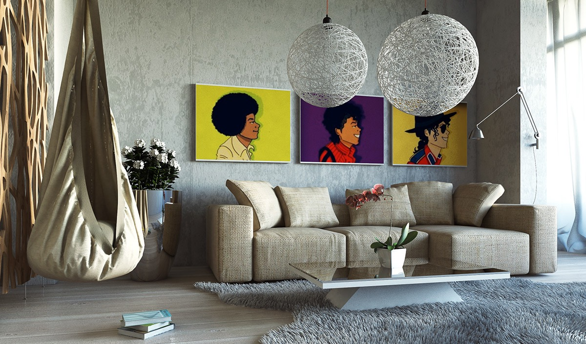 Large wall art for living rooms ideas inspiration for Pop wall art