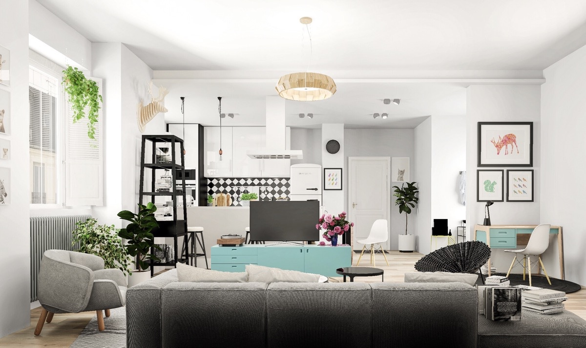 Quirky Scandinavian Design Ideas - 10 stunning apartments that show off the beauty of nordic interior design