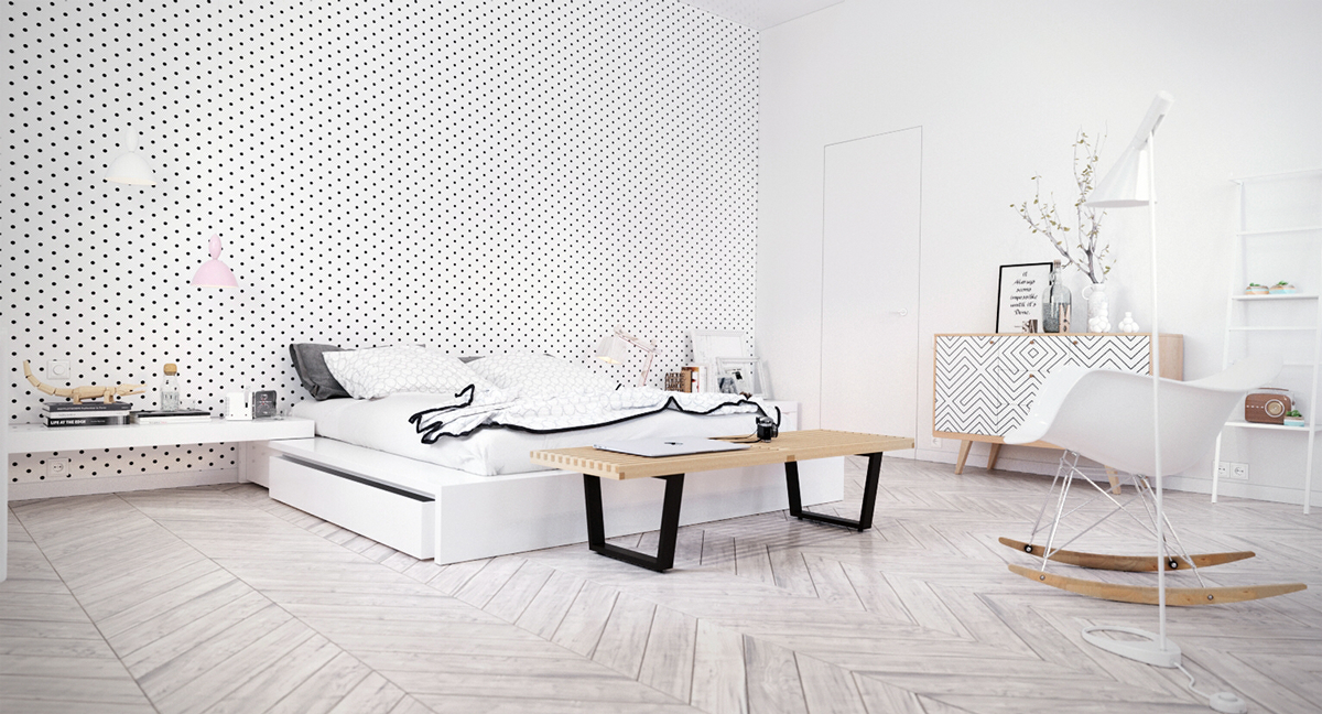 Scandinavian Bedroom Furniture.  Scandinavian Bedrooms Ideas And Inspiration