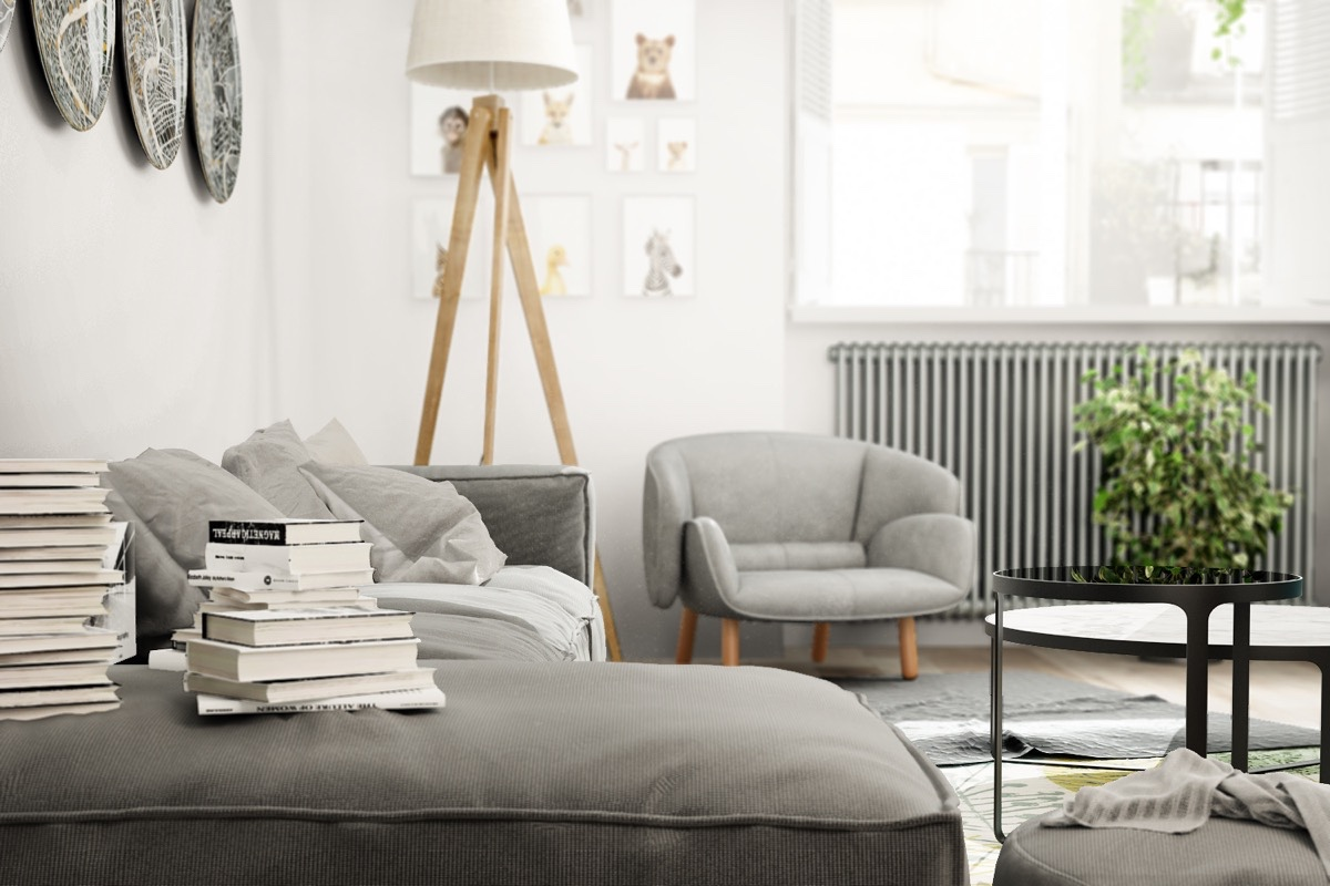 Scandinavian Interior Accent Inspiration - 10 stunning apartments that show off the beauty of nordic interior design