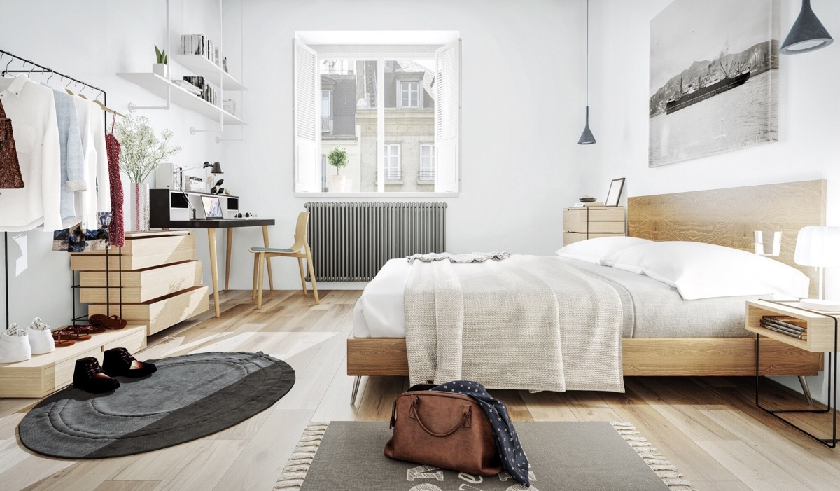 Simple Nordic Bedroom Decor - 10 stunning apartments that show off the beauty of nordic interior design