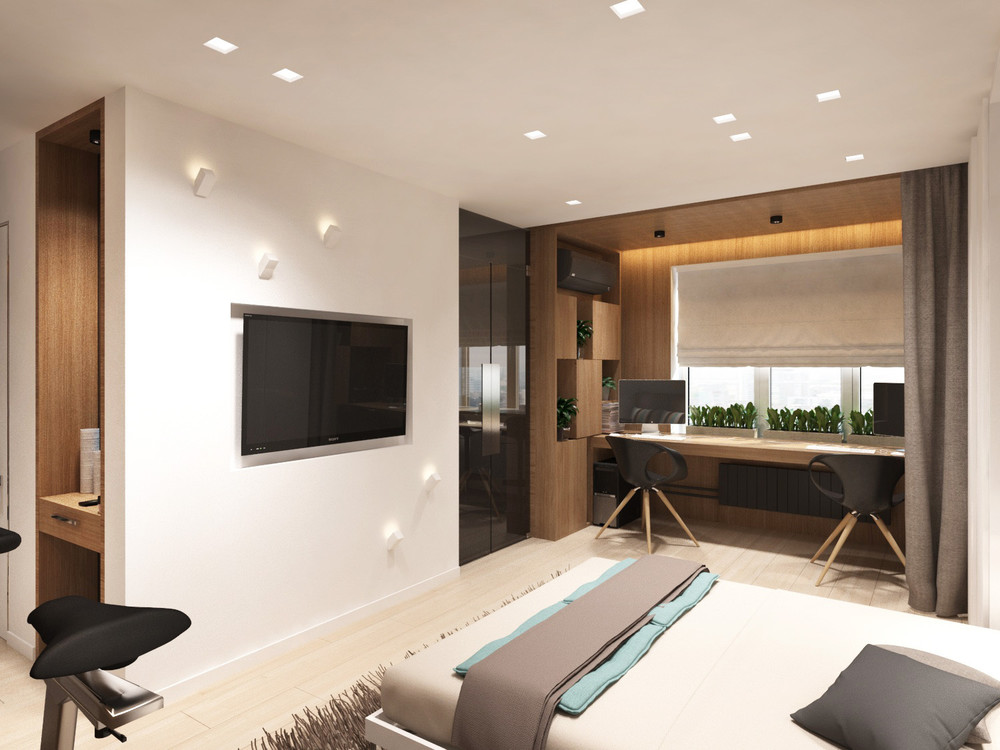 4 super tiny apartments under 30 square meters includes for Coin arredamento