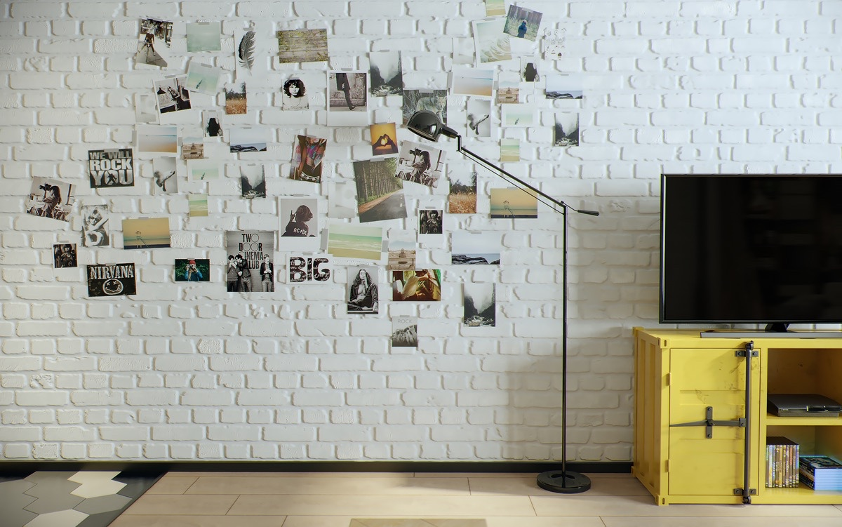 Wall Arrangement Ideas For Small Art - 10 stunning apartments that show off the beauty of nordic interior design
