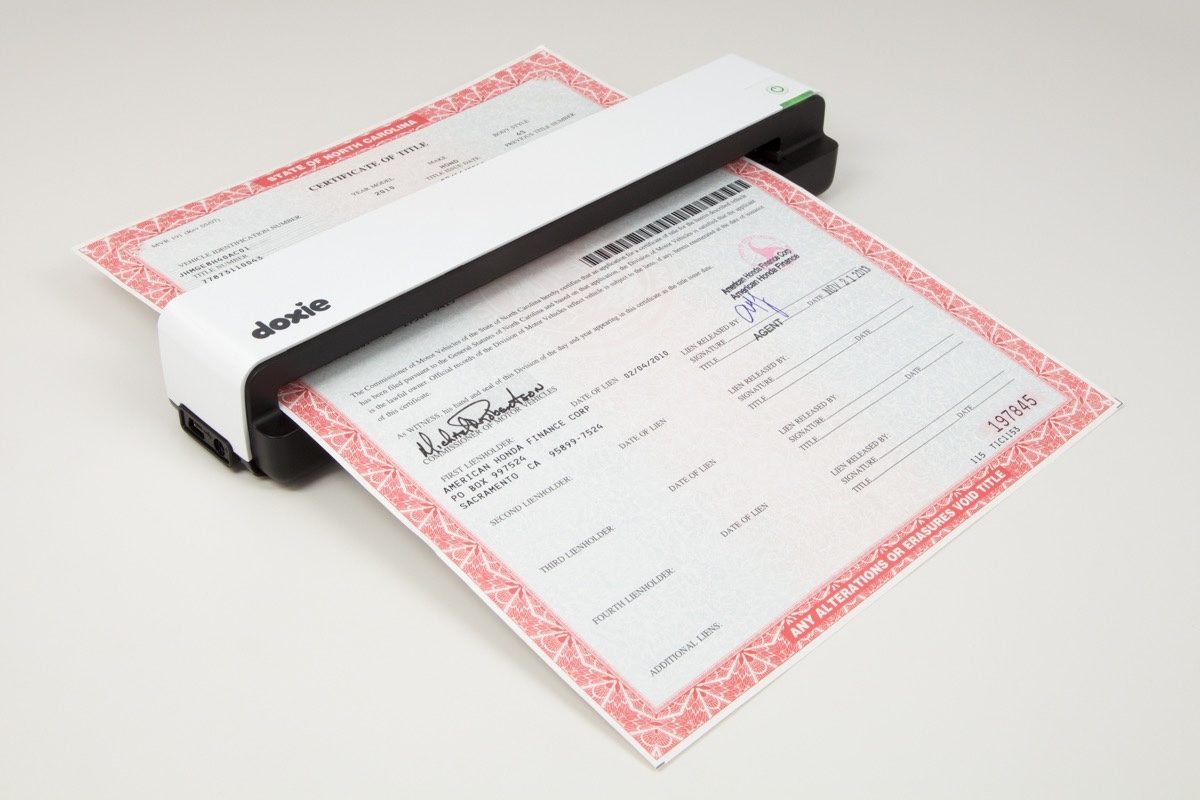 important document scanner