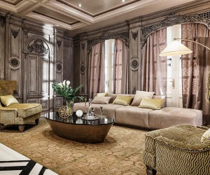Amazing Intricate And Elegant, These Luxurious Homes ... Part 2