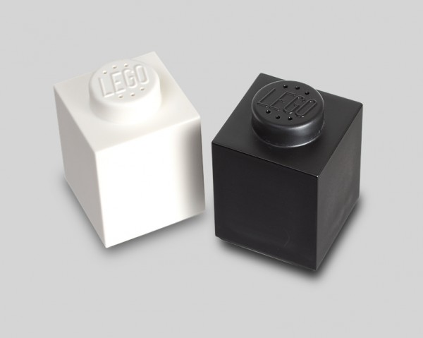 Construct a fun dining theme with the official LEGO salt and pepper set. These might be just the thing to help a youngster overcome picky eating habits, but they'd make a great gift for any nostalgic adult too.