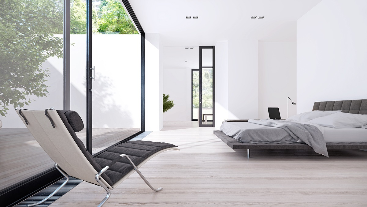 Inspiring Minimalist Interiors With LowProfile Furniture