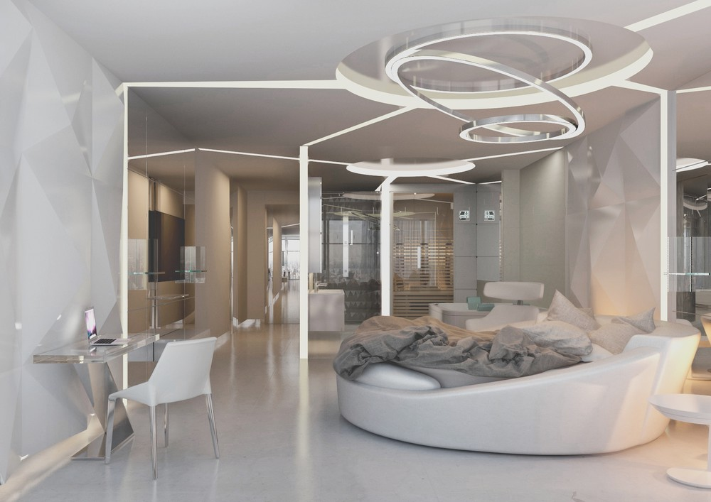 Space Age Bedroom Inspiration - 8 striking bedrooms with distinct personalities