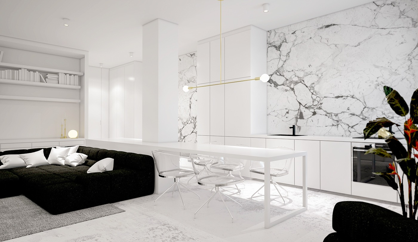 Minimalist Marble House Design Inspiration Furniture Design For Rh  Pupiloflove Com