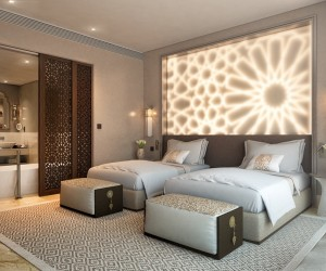 bedroom lighting as art 300x250 modern bedroom ideas,Home Bedroom Design Ideas