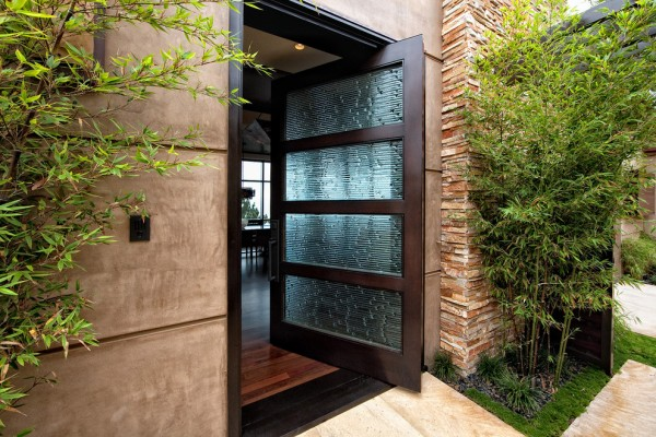 50 modern front door designs assess myhome for Oversized front door
