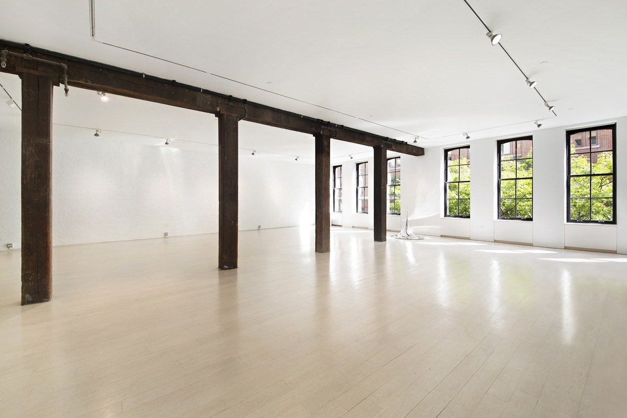 Two sophisticated luxury apartments in ny includes floor for Luxury floor