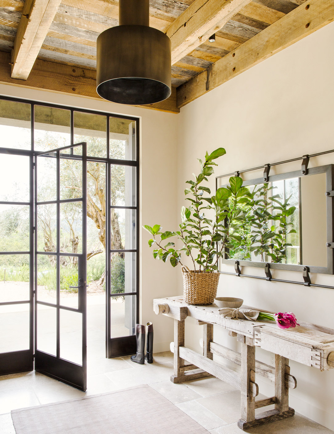 50 modern front door designs for Patio door styles