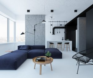 Superieur ... 4 Homes That Celebrate Modern Minimalism ...