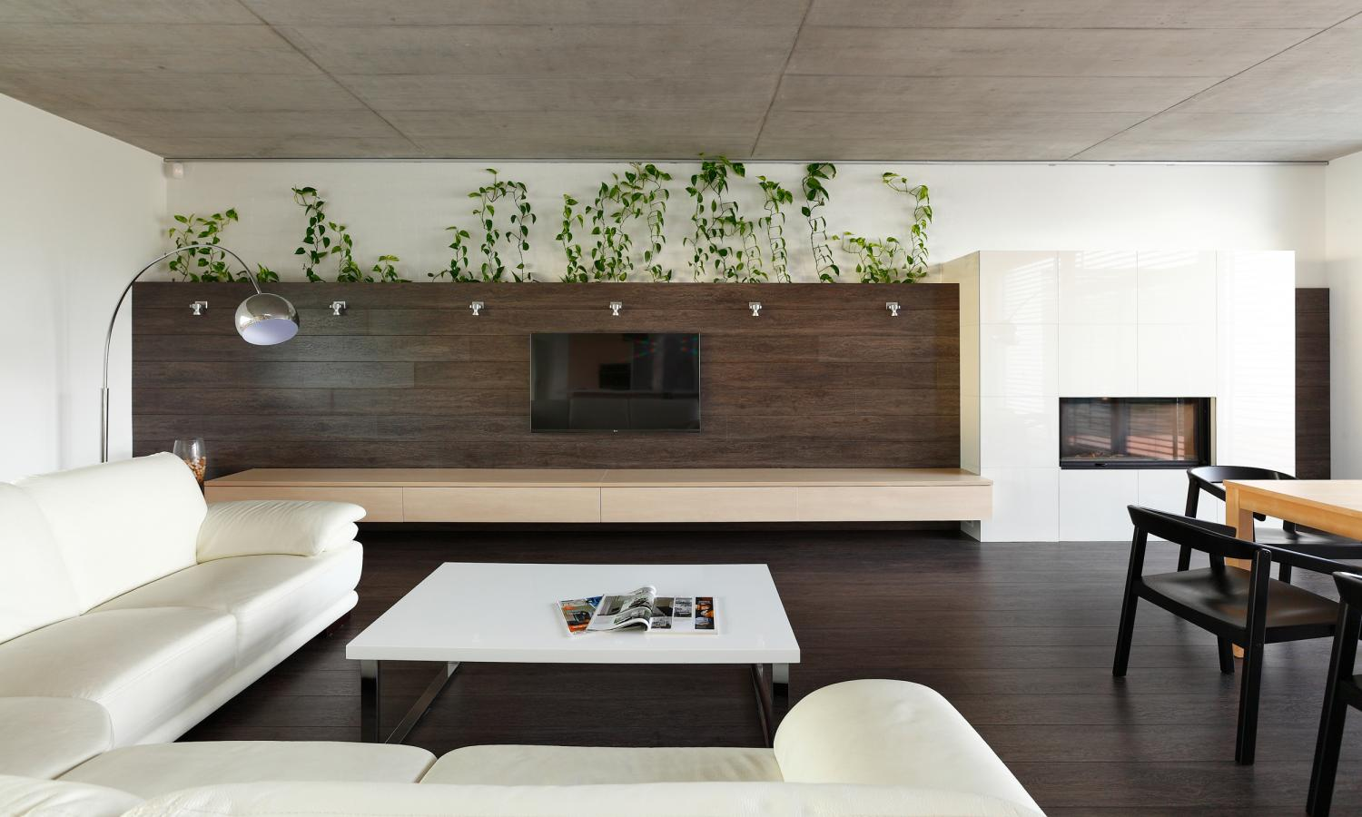 Amazing Fireplace - Indoor plant inspiration to transform your space
