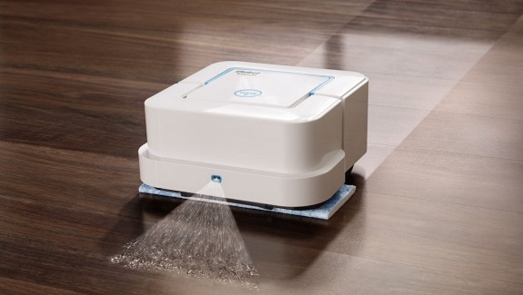 Product Of The Week: Braava jet Mopping Robot