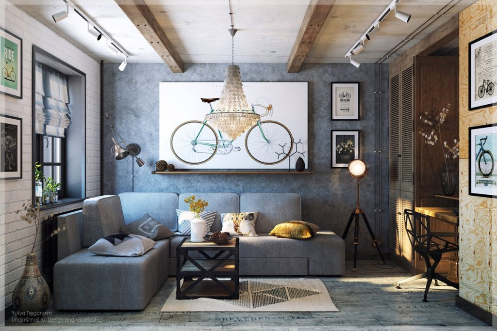 3 Chic Modern Amp Eclectic Spaces