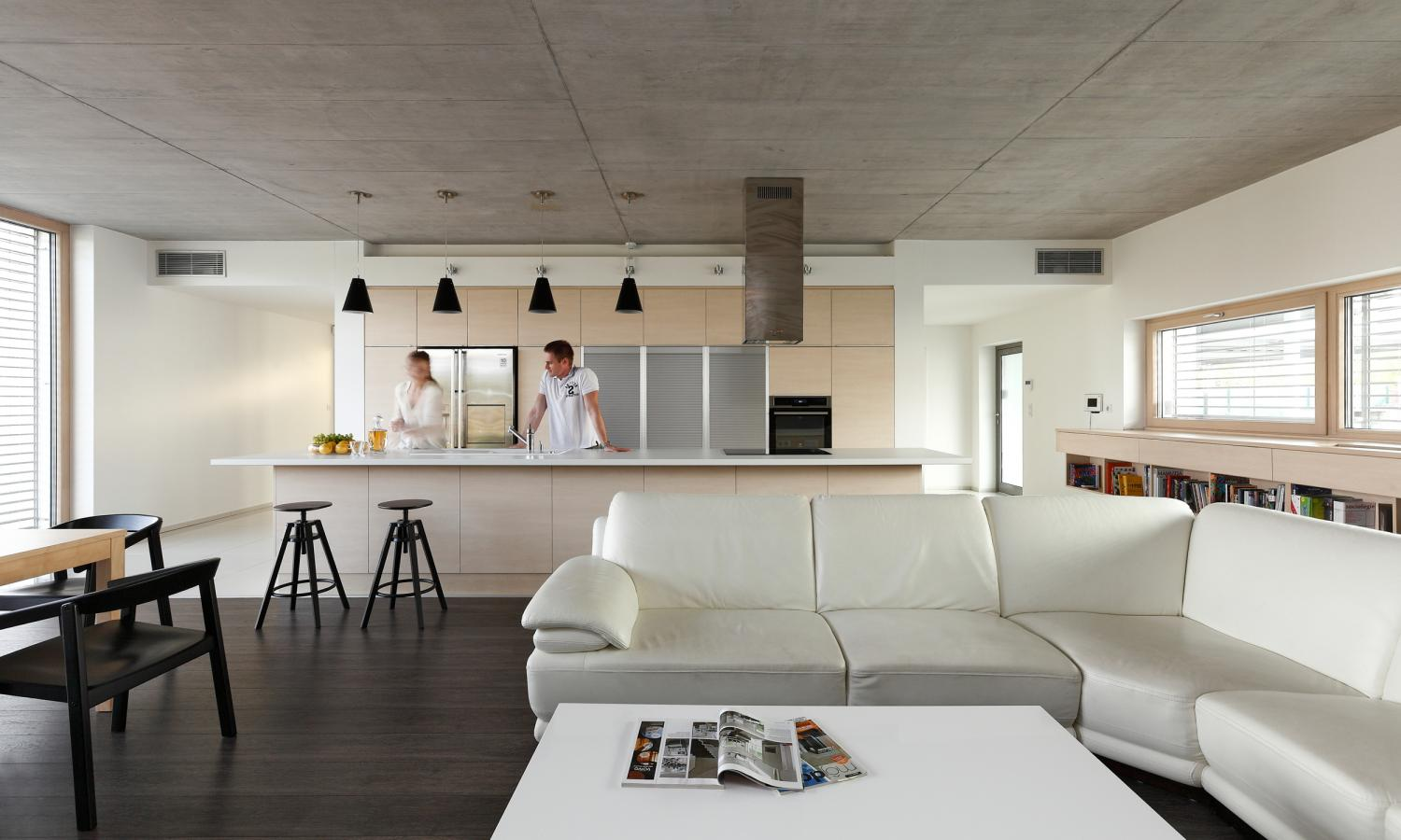 Kitchen Living Space - Indoor plant inspiration to transform your space