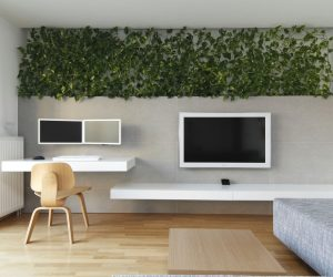 designer transforms space with indoor plants - Designer Ideas