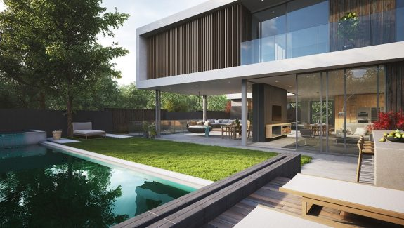 3 Modern Villas That Embrace Indoor-Outdoor Living