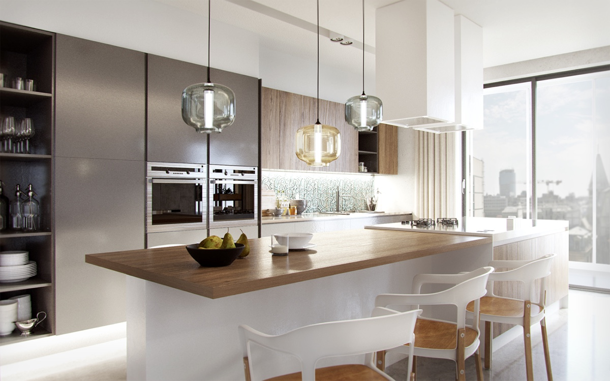 Pictures Gallery Of Kitchen Island Lighting Fixtures. Perfect