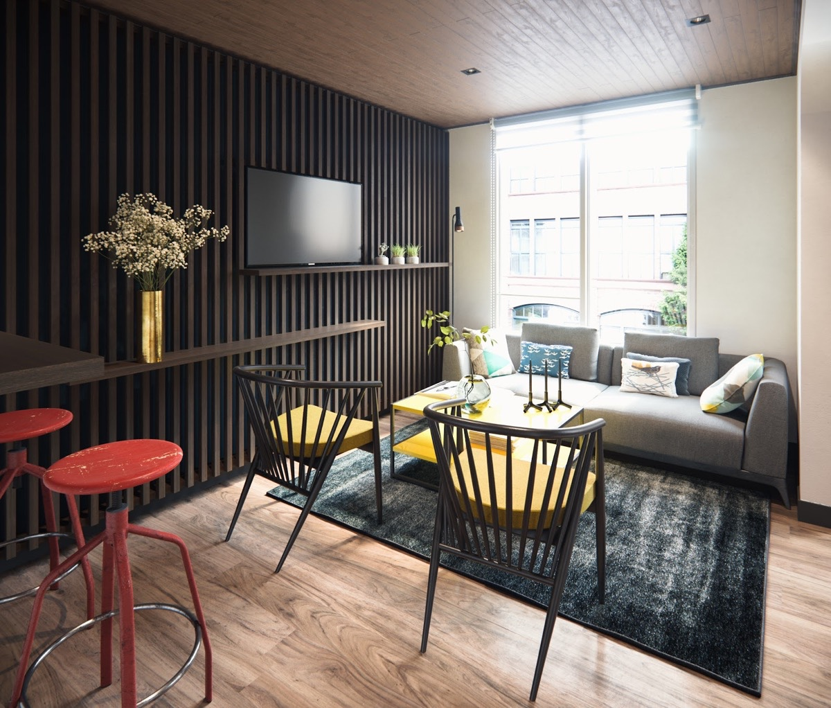 Small Apartments: 4 Small Apartments Showcase The Flexibility Of Compact Design