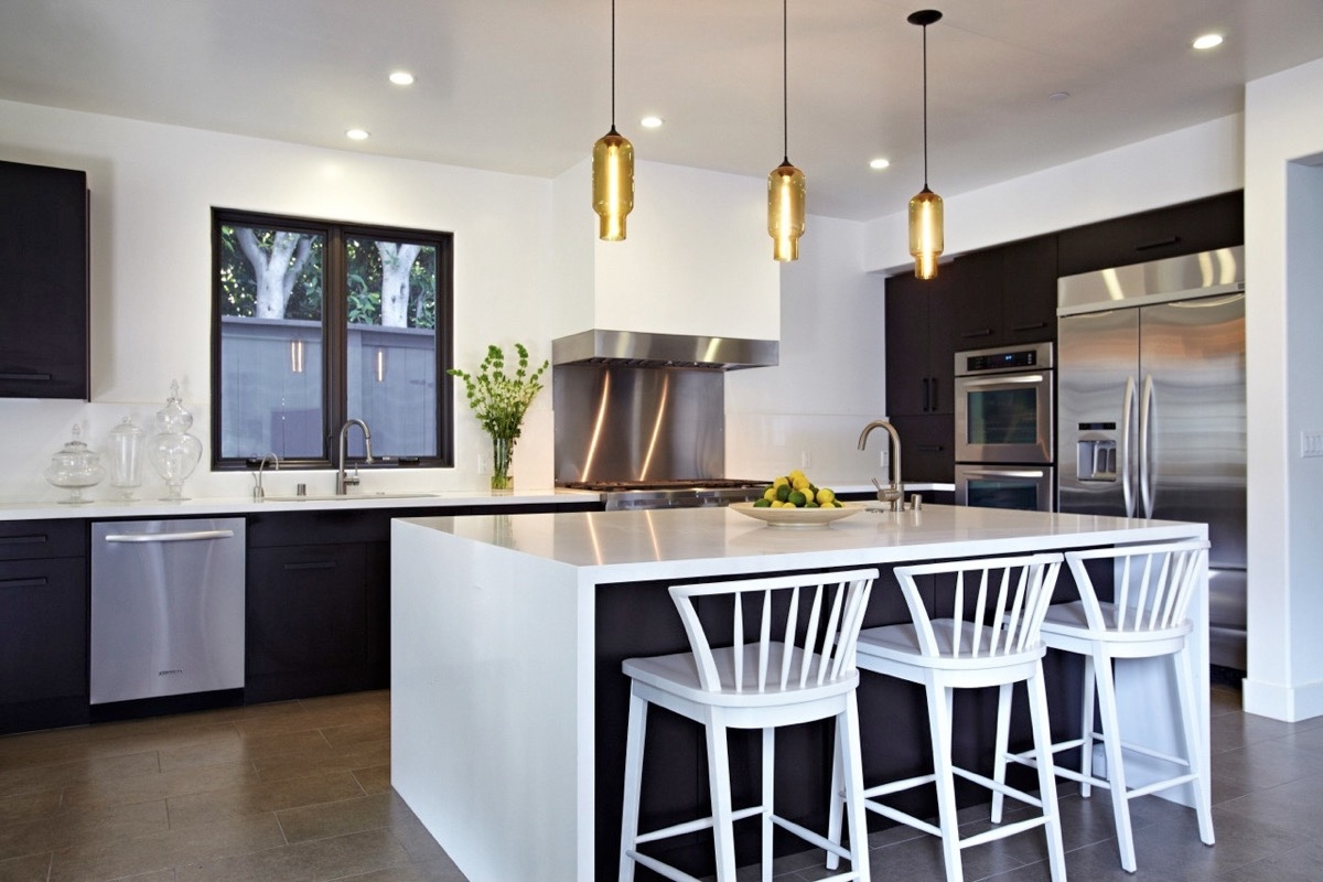 kitchen island pendant lighting grey 50 unique kitchen pendant lights you can buy right now