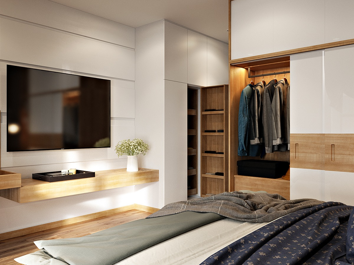 Incredible Closets Bedroom Closets - Sophisticated small bedroom designs