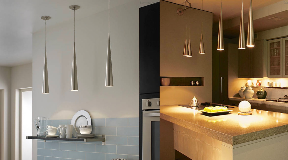 50 unique kitchen pendant lights you can buy right now aloadofball Gallery