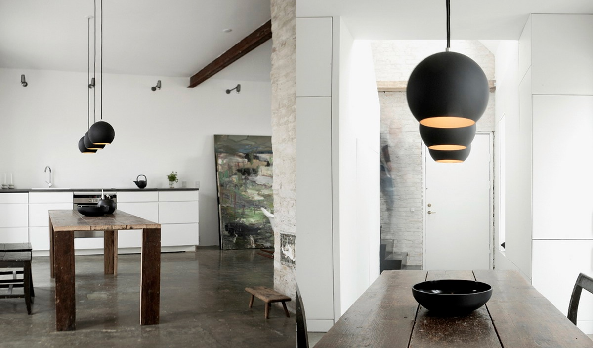 Kitchen Island Lighting Modern 50 unique kitchen pendant lights you can buy right now