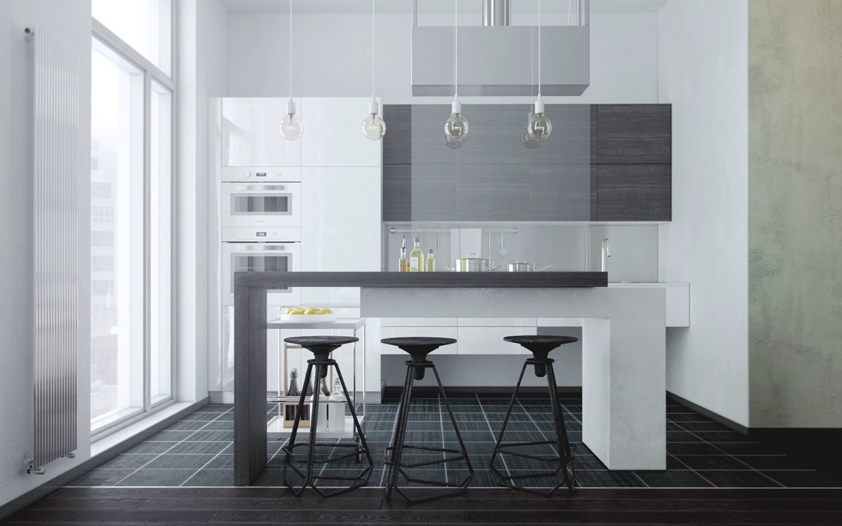 Unique Kitchen Pendant Lights You Can Buy Right Now - Hanging lights over kitchen counter