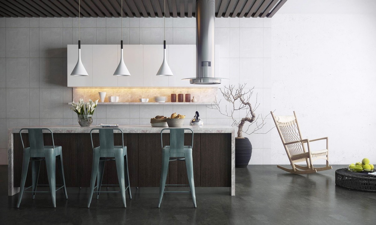 Contemporary Kitchen Island Lighting 50 Unique Kitchen Pendant Lights You Can Buy Right Now