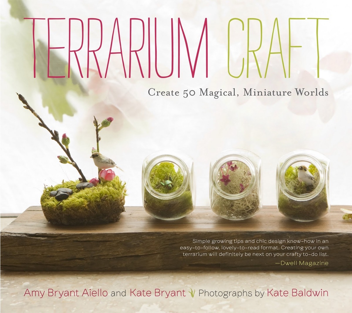 terrarium craft books