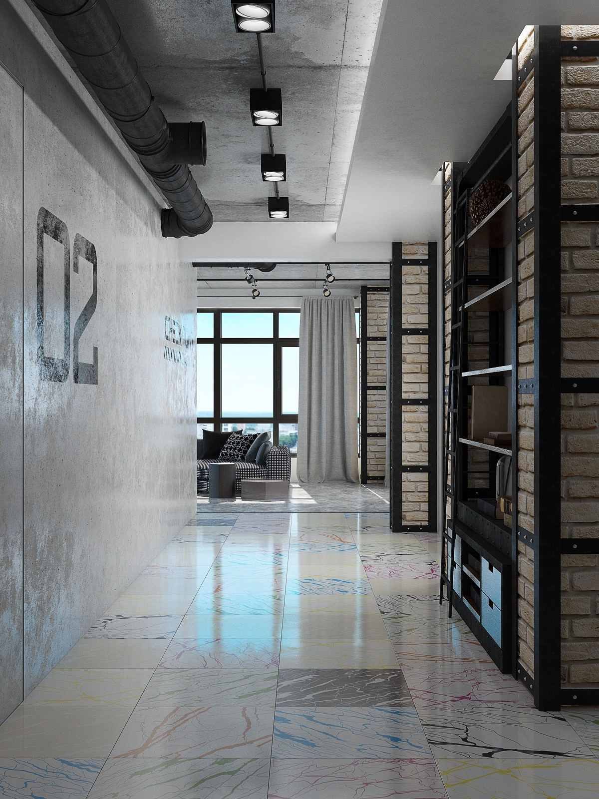 4 Chic Amp Sophisticated Lofts