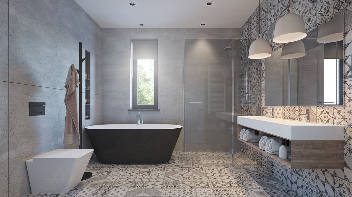 Amazing Soaker Tub - 6 master suits to inspire you