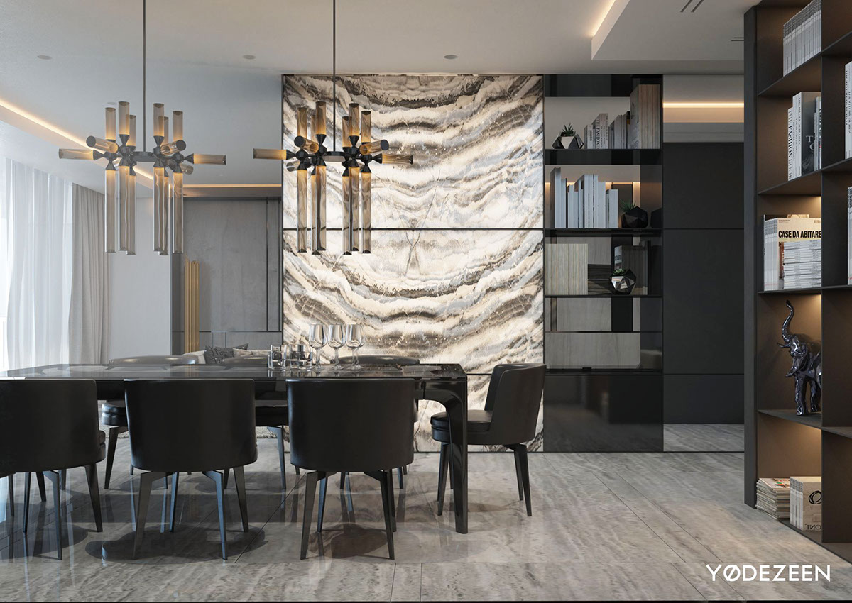 Luxury Homes That Take A Different Approach To Open Layout Design - Luxury homes designs