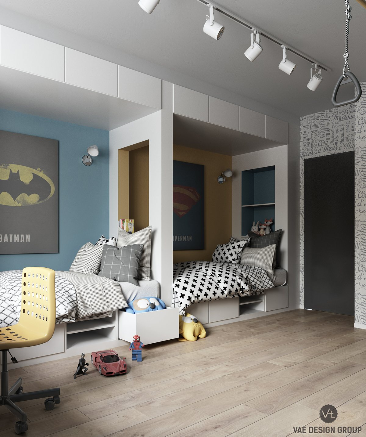 Kids Bedroom Layout dream big with these imaginative kids bedrooms